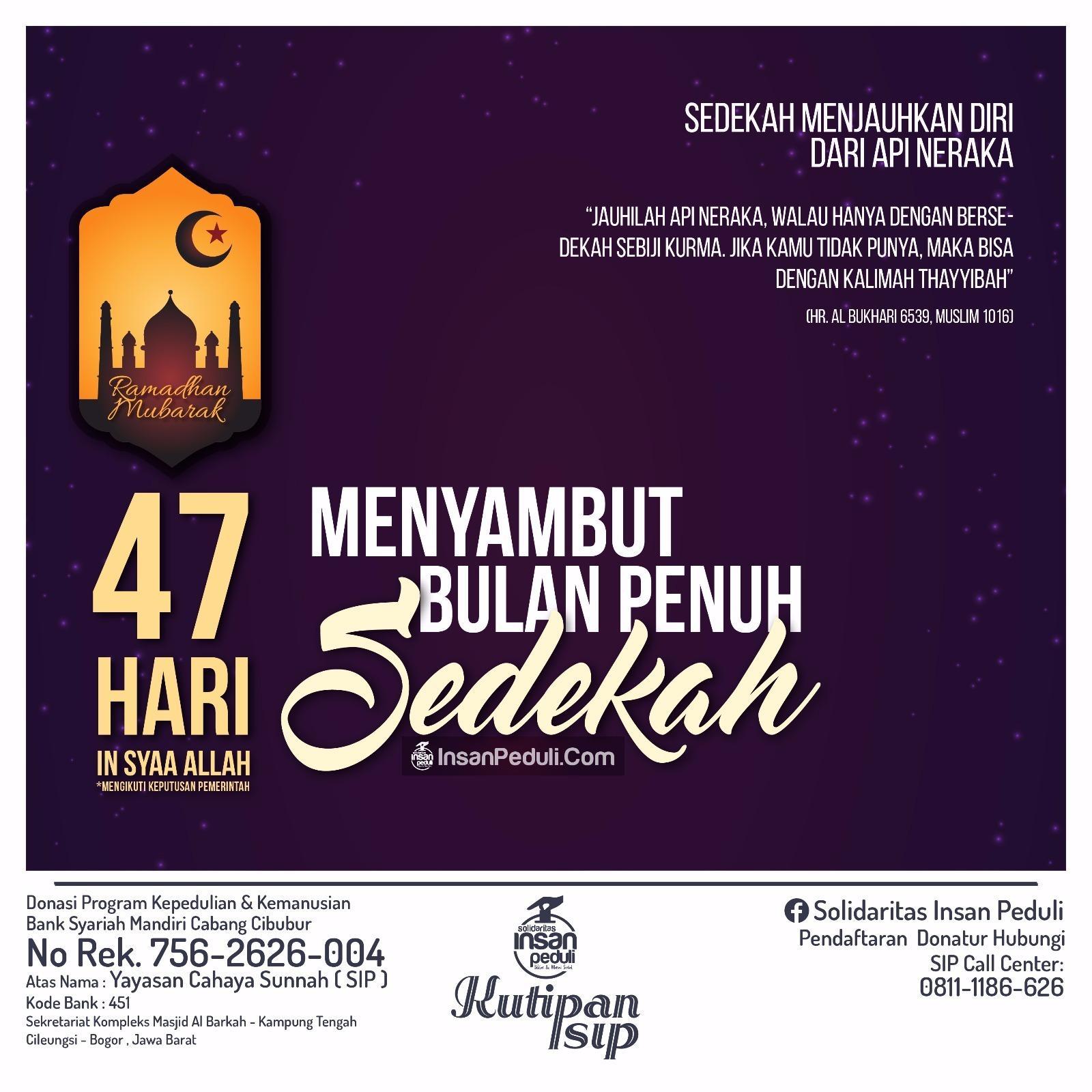 Kutipan SIP#68-Ramadhan 47