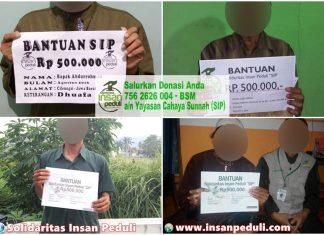 Solidaritas Insan Peduli Dhuafa 1