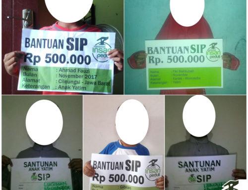 Bantuan SIP Ke-912 Rp 10.300.000