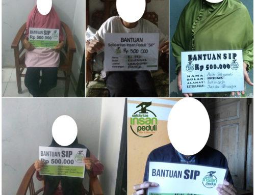 Bantuan SIP Ke-911 Rp 15.000.000