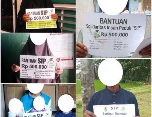 Bantuan SIP Ke-934 Rp 15.000.000
