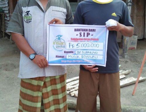 Bantuan SIP Ke-951 Rp 5.000.000