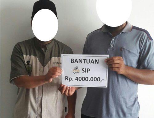 Bantuan SIP Ke-952 Rp 4.000.000