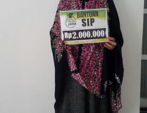 Bantuan SIP Ke-1049 Rp 2.000.000