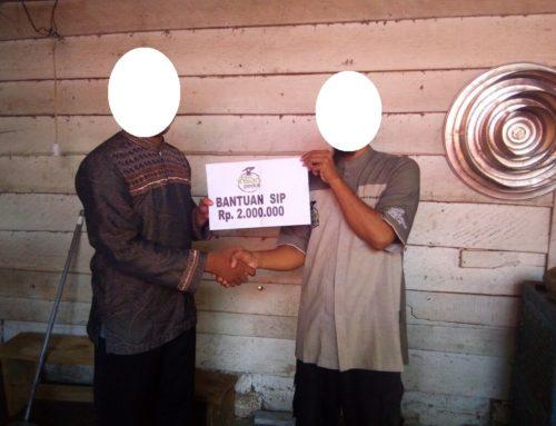 Bantuan SIP Ke-1052 Rp 2.000.000