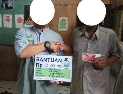 Bantuan SIP Ke-1110 Rp 2.000.000