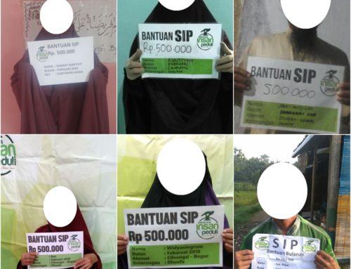 Bantuan SIP Ke-1002 Rp 14.500.000