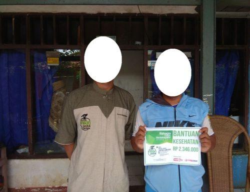 Bantuan SIP Ke-1203 Rp 2.346.000