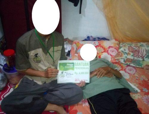 Bantuan SIP Ke-1210 Rp 4.200.000