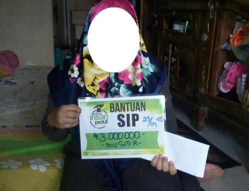 Bantuan SIP Ke-1209 Rp 3.000.000