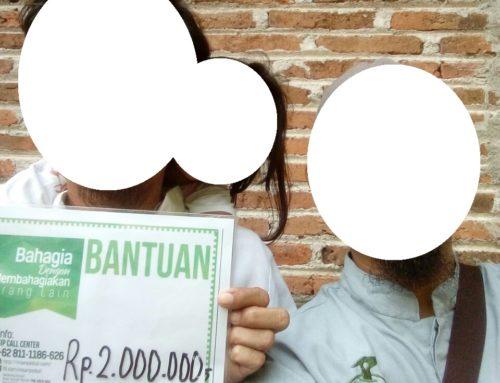 Bantuan SIP Ke-1288 Rp 2.000.000