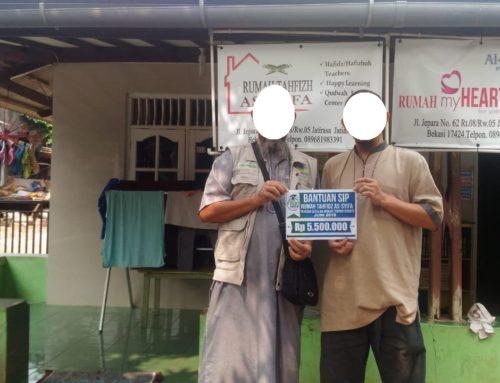 Bantuan SIP Ke-1242 Rp 5.500.000