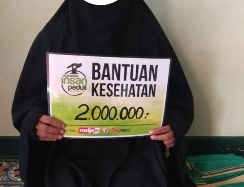 Bantuan SIP Ke-1270 Rp 2.000.000