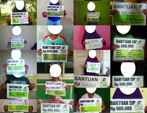 Bantuan SIP Ke-1323 Rp 15.000.000