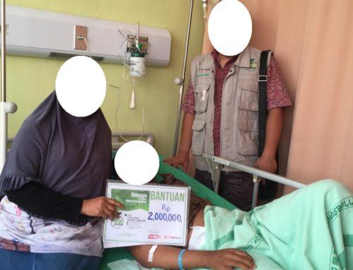 Bantuan SIP Ke-1341 Rp 2.000.000