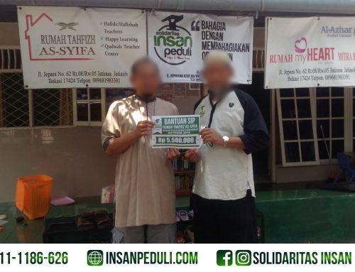 Bantuan SIP Ke-1345 Rp 5.500.000