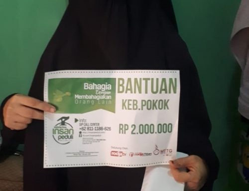 Bantuan SIP Ke-1465 Rp 2.000.000
