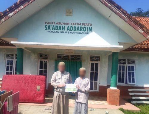 Bantuan SIP Ke-1601 Rp 10.000.000